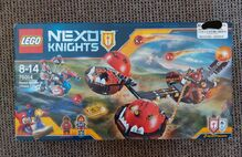 Beast Master's Chaos Charriot, Lego 70314, Tracey Nel, NEXO KNIGHTS, Edenvale