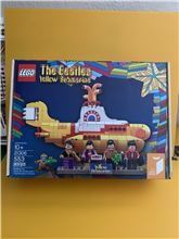 The Beatles Yellow Submarine, Lego 21306, mike a, Ideas/CUUSOO, Oakville