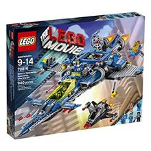 Benny's Spaceship , Lego 70816, Gohare, The LEGO Movie, Tonbridge