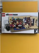 the big bang theory Lego 21302