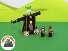 Black Falcon's Catapult, Lego 6030, Rarity Bricks Inc, Castle, Cape Town