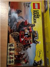 Brand-new box perfectly sealed, Lego 79108, Sven Vdm, other