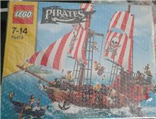 The Brick Bounty, Lego 70413, Tracey Nel, Pirates, Edenvale