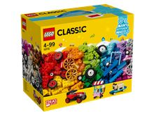Bricks on a Roll, LEGO 10715, spiele-truhe (spiele-truhe), Classic, Hamburg