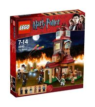 The Burrow, Lego 4840, Christos Varosis, Harry Potter