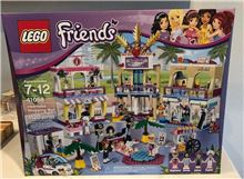 Heartlake Shopping Mall, Lego 41058, Christos Varosis, Friends, Serres