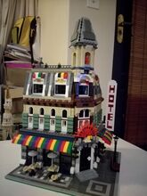 Cafe Corner Alternative, Lego, Creations4you, Modular Buildings, Worcester