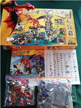 CASTLE: Dragon Mountain Lego 70403