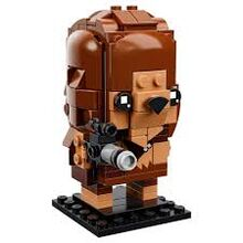 Chewbacca Brickheadz, Lego, Creations4you, BrickHeadz, Worcester