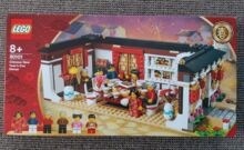 Chinese New Years Eve Dinner, Lego 80101, Tracey Nel, Creator, Edenvale