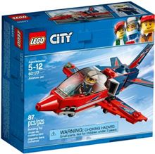 CITY Airshow Jet, Lego 60177, Ernst, City