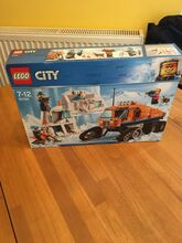 City Artic expedition truck Lego 60194