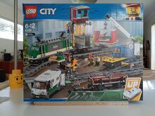 City Cargo Train, Lego 60198, Paul Firstbrook , Train, Bergvliet, Cape Town.