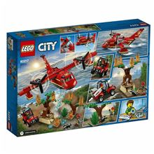 City Fire Plane Lego 60217