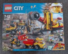 City Mining Experts Site, Lego 60188, Tracey Nel, City, Edenvale