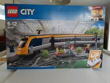 City Passenger Train., Lego 60197, Paul Firstbrook , Train, Bergvliet, Cape Town.