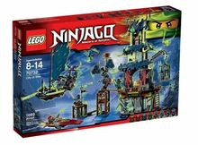 City of Stiix, Lego 70732, Christos Varosis, NINJAGO