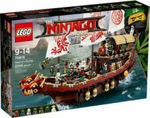Classic Destiny's Bounty 70618, Lego 70618, Creations4you, NINJAGO, Worcester