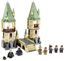 Classic Hogwarts Castle, Lego, Creations4you, Harry Potter, Worcester