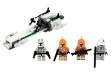Clone trooper battle pack, Lego 7913, aleksandr hardy, Star Wars, buxton