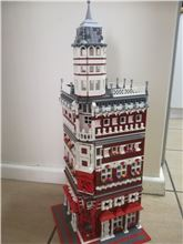 IMPROVED Modular Art Gallery, Lego, Creations4you, Modular Buildings, Worcester