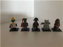 Lego Figuren Serie 14 Monsters, Lego, Mark Deege, Minifigures, Hamburg