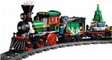 CREATOR EXPERT Winter Holiday Train, Lego 10254, Ernst, Creator