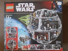 Death Star, Lego 10188, Tracey Nel, Star Wars, Edenvale