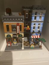 Detectives office, Lego 10246, Brice, Modular Buildings, Randburg