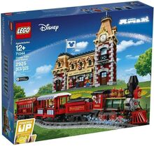 Disney Train and Station, Lego 71044, Christos Varosis, Disney