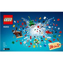 Advent 24 in 1 Christmas Build Holiday Countdown, Lego 40253, Gohare, other, Tonbridge