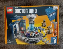 Doctor Who, Lego 21304, Tracey Nel, Ideas/CUUSOO, Edenvale