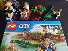Swamp Police Starter Set, Lego 60066, WayTooManyBricks, City, Essex