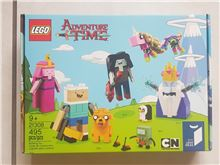 Adventure Time, Lego 21308, Tracey Nel, Ideas/CUUSOO, Edenvale