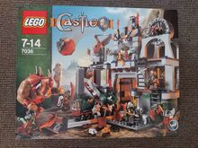 Dwarves Mine, Lego 7036, Tracey Nel, Castle, Edenvale