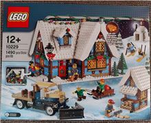 Winter Village Cottage, Lego 10229, Tracey Nel, Creator, Edenvale