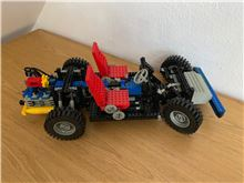Car chassis & other classic Technic, Lego 8860, Roland Stanton, Technic, Johannesburg