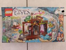 The Precious Crystal Mine, Lego 41177, Tracey Nel, Elves, Edenvale