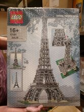 Eiffel Tower, Lego 10181, Tracey Nel, Sculptures, Edenvale