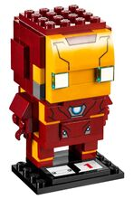 Iron Man Brickheadz, Lego, Creations4you, BrickHeadz, Worcester