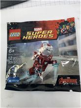 Iron man silver centurion, Lego Silver centurion , James Eshelby, Marvel Super Heroes, Aylesbury