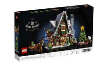 Elf Club House, Lego, Creations4you, other, Worcester