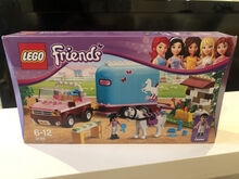 Emma's Horse trailer, Lego 3186, Ralph Welpe, Friends, Kingston upon Thames