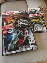Extreme 6 Set Star Wars Bargain Combo!, Lego, Creations4you, Star Wars, Worcester