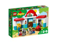 Farm Pony Stable LEGO 10868