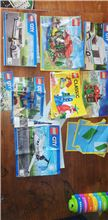 3846 pieces Lego mixed blocks and sets, Lego, Marelize, Diverses, Western cape
