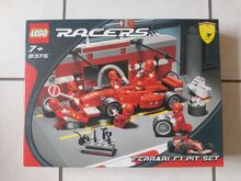 Ferrari F1 Pit Stop for Sale, Lego 8375, Tracey Nel, Racers, Edenvale