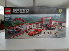 Ferrari Ultimate Garage Lego 75889