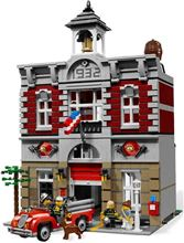 Fire brigade modular, Lego, Creations4you, Modular Buildings, Worcester