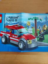 Fire rescue, Lego 60001, Paula, City, Bedfordshire